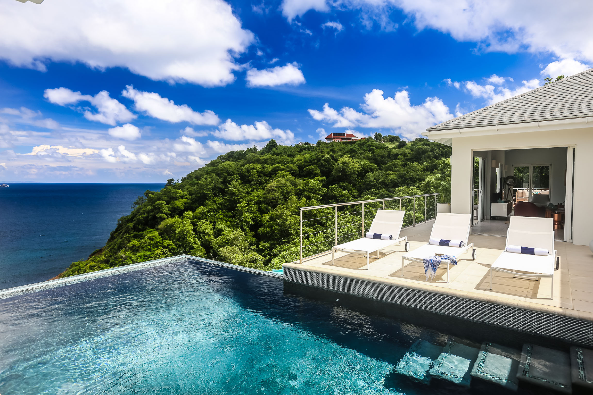 Xhale Luxury Villa - Cap Estate, Gros Islet, St. Lucia